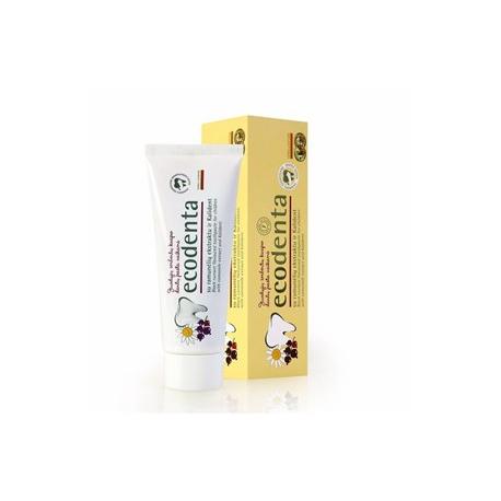 Dentifricio ecologico per bambini Ecodenta, 75ml