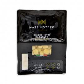 Massimo Zero Gnocchetti di patate senza glutine, 400 g