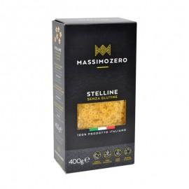 Massimo Zero Stelline senza glutine, 400 g