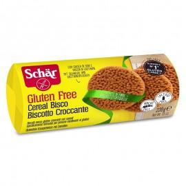 Schär Cereal Bisco senza glutine, 220 g
