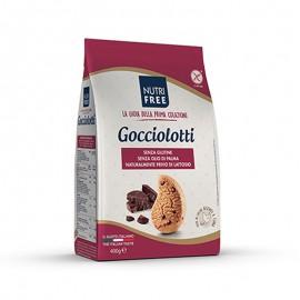 Nutrifree Gocciolotti biscotti senza glutine, 400 g