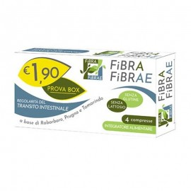 Fibra Fibrae Prova Box, 4 compresse