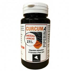 Abbé Roland Curcuma + Piperina, 60 capsule