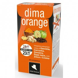 Abbé Roland Dima Orange, 60 compresse