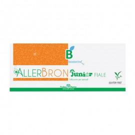 Prodeco AllerBron Biosterine Junior, 10 fiale monouso da 5 ml per aerosol