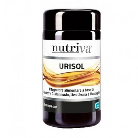 Nutriva Urisol, 30 compresse da 1100 mg