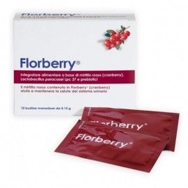 Florberry Bustine, 10 bustine monodose da 4,15 g