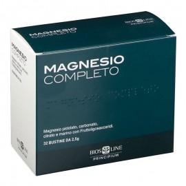 Bios Line Magnesio Completo Principium, 32 bustine da 2,5 g