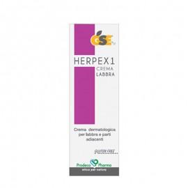 GSE Herpex1 Crema Labbra, 7.5 ml