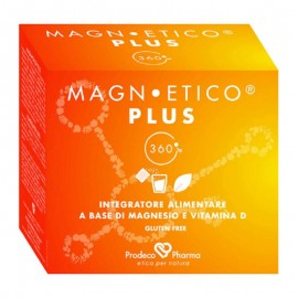 Prodeco Pharma Magn-Etico 360 Plus, 32 bustine