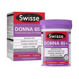 Swisse Multivitaminico Donna 65+, 30 compresse