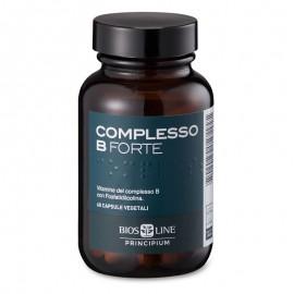 Bios Line Principium Complesso B Forte, 60 capsule vegetali