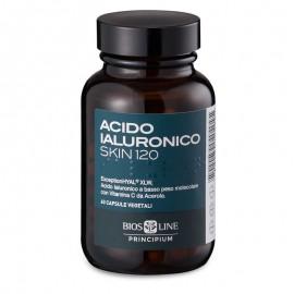 Bios Line Principium Acido Ialuronico Skin 120, 60 capsule vegetali
