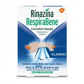 Rinazina RespiraBene Classici, 30 cerotti