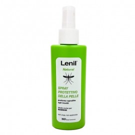 Lenil Natural Anti Zanzara, flacone da 100 ml