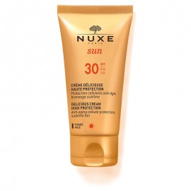 Nuxe Sun Crema solare anti-età viso SPF 30, 50 ml