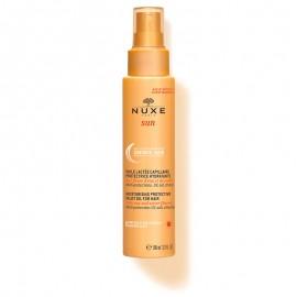 Nuxe Sun Olio latte protettivo per capelli, 100 ml