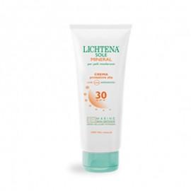 Lichtena Dermosolari Crema Mineral SPF 30, 100 ml