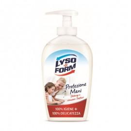Lysoform Sapone liquido Protezione Mani, 250 ml