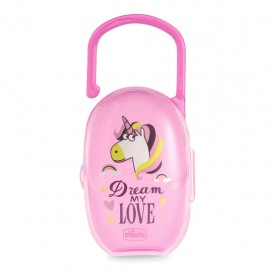 Chicco Porta Succhietto Fantastic Love, 0m+