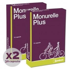Monurelle Plus, confezione promo 2x15 Capsule