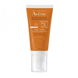 Avene Solare Crema SPF50+ Senza Profumo, 50 ml