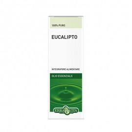 Erba Vita Olio Essenziale Eucalipto, flacone da 10 ml