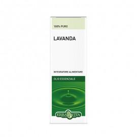 Erba Vita Olio Essenziale Lavanda, flacone da 10 ml