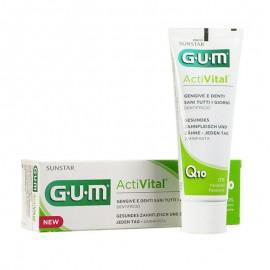 Dentifricio GUMActiVital, 75 ml