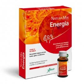 Aboca Natura Mix Advanced Energia concentrato fluido, 10 flacconcini