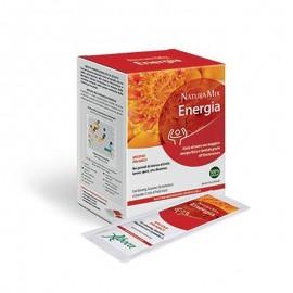 Aboca Natura Mix Advanced Energia, 20 bustine orosolubili
