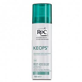 RoC Keops Deodorante Spray Fresco, 100 ml