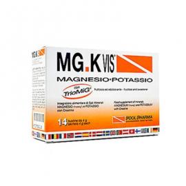 MG.KVIS Magnesio-Potassio, 14 bustine