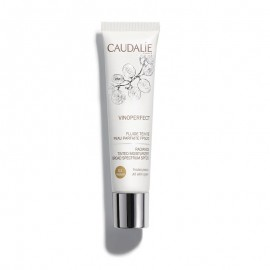 Caudalie Fluido Colorato Vinoperfect FPS 20 Medium, 40 ml