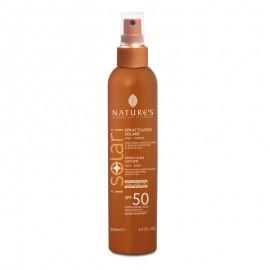Nature's Spray Fluido Solare SPF 50, 200 ml