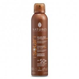 Nature's Solare Spray Trasparente Bambini SPF 50+, 200 ml