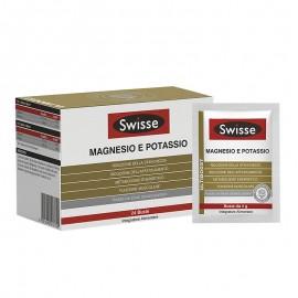 Swisse Magnesio e Potassio,  24 bustine