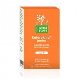 Mama Natura Enterokind junior 3-12 anni, 12 bustine monodose