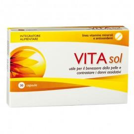 Aqua Viva Vita Sol Vitamina E e Selenio, 30 compresse