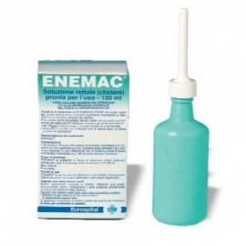 Enemac flacone 130 ml 16, 1+6/100 ml