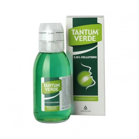 Tantum Verde 0,15% Collutorio, 240 ml