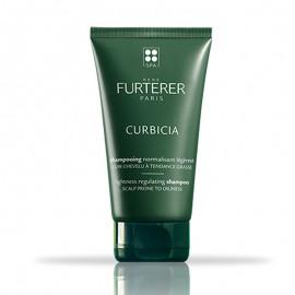 René Furterer Curbicia Shampoo normalizzante leggerezza, 150 ml