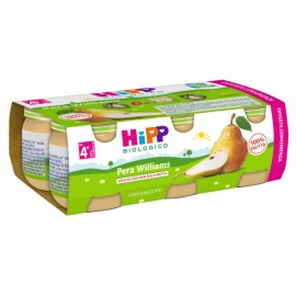 Hipp Bio Omogeneizzato Pera Williams, 6x80 gr