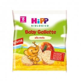 Hipp Bio Baby Gallette alla Mela, 30 gr