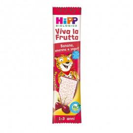 Hipp Bio Viva la Frutta - Banana, Amarena e Yogurt, 23 gr
