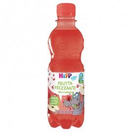 Hipp Bio Frutta Frizzante Mela e Lampone, 300 ml