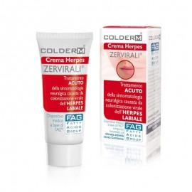 Colderm Zervirali Crema Herpes Labiale, 3 ml