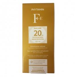 Phytamin Emuls Solar Crp SPF 20, 150 ml