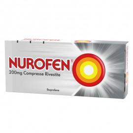 Nurofen 200 mg Compresse Rivestite, 24 comprese