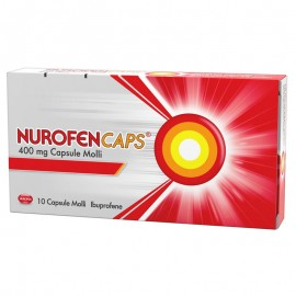Nurofencaps 400 mg, 10 Capsule Molli